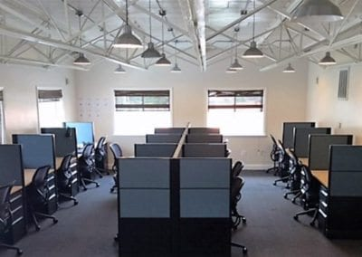 Open Plan Systems - Call Center