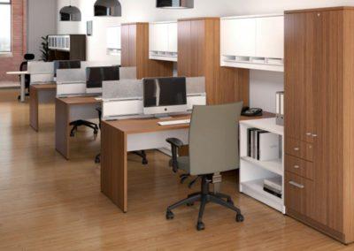 Logiflex Desking - Systems Furniture