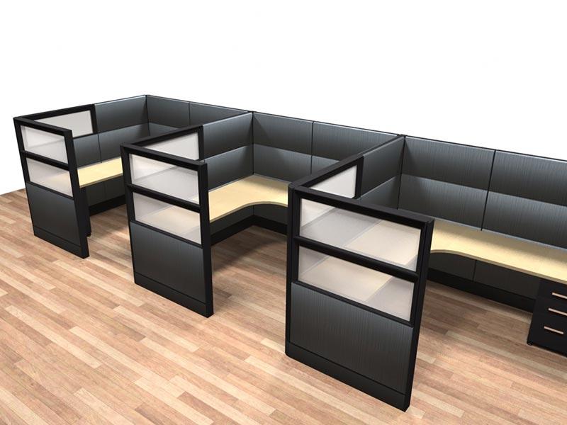 Friant Tiled System 3D Rendering