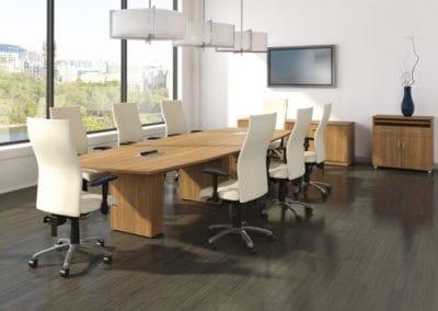 Logiflex Comtemporary Conference Table