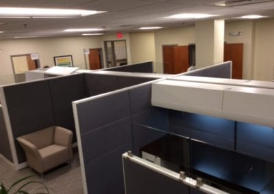 Friant Private Cubicles