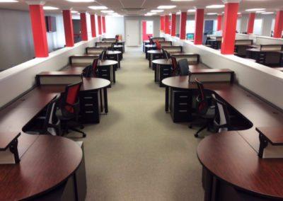 Friant Collaborative Workspace