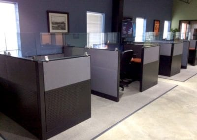 Friant Perforated Panels