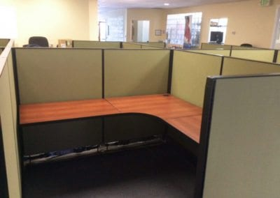 "Friant 48"" Panel Cubicles"