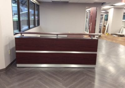 Logiflex Reception Furniture