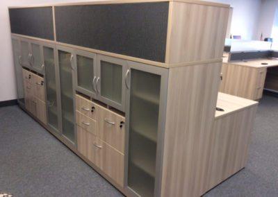 Logiflex Workstation Storage