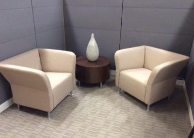 HON Flock Seating