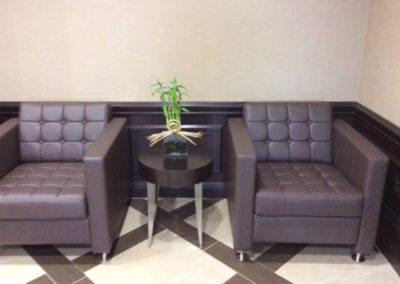 Krug Sloane Reception Chairs