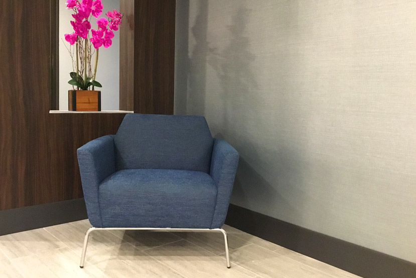Clipse Chair installed in Towson office renovation
