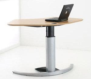 sit-to-stand workstations Adjustable Height Desk - 1 Source Office Furniture