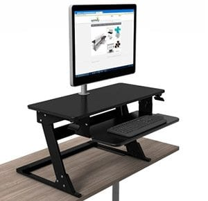 sit-to-stand workstations - 1 Source Office Furniture