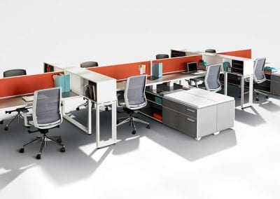 Office Cubicle Workstations
