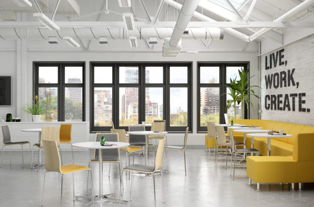 5 Tips for the Well-Furnished Office in 2019