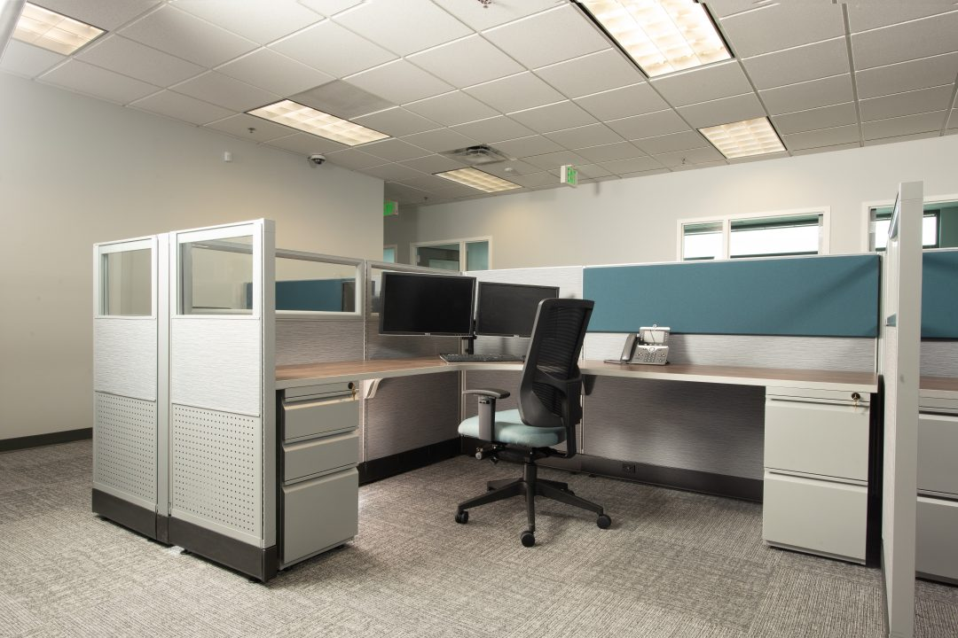Open Plan Systems Razor Open Office Workstations
