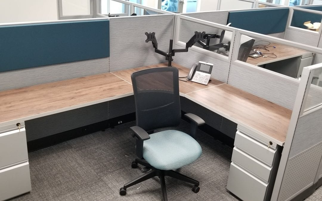 Why New Office Furniture is a Better Value than Used
